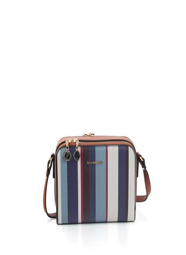 Silver Polo Messenger / Askılı Çanta Renkli